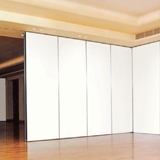 Movable soundproof partitions