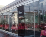 PR 200 Flexible Glass Door