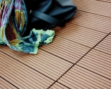 WPC Tile for Decking W126